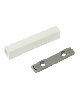 Adapter TIP-ON BLUM długi biały